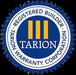 Registered Tarion Builder - Warranty for home owners